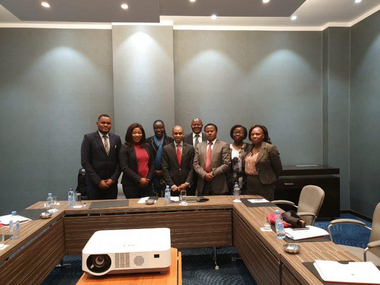 KLISC Executive meeting with Lexis-Nexis Director